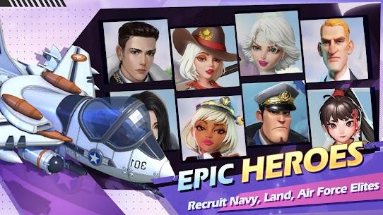Top War: Battle Game MOD APK (Unlimited Gems) 1.218.1 4