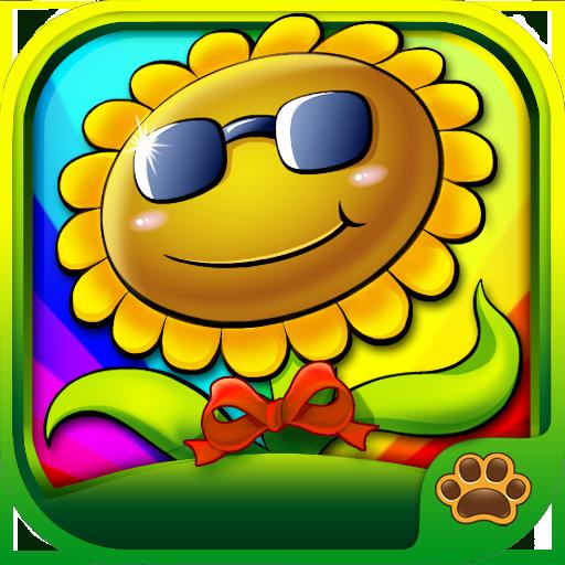 寶寶連線認知遊戲:植物篇 教育 LOGO-玩APPs