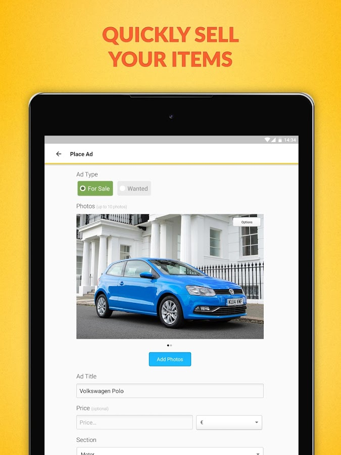 DoneDeal: Buying & Selling App- screenshot