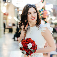 Wedding photographer Vera Scherbakova (Vera007). Photo of 08.02.2018