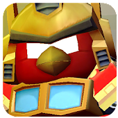 Tips: Angry Birds Transformers