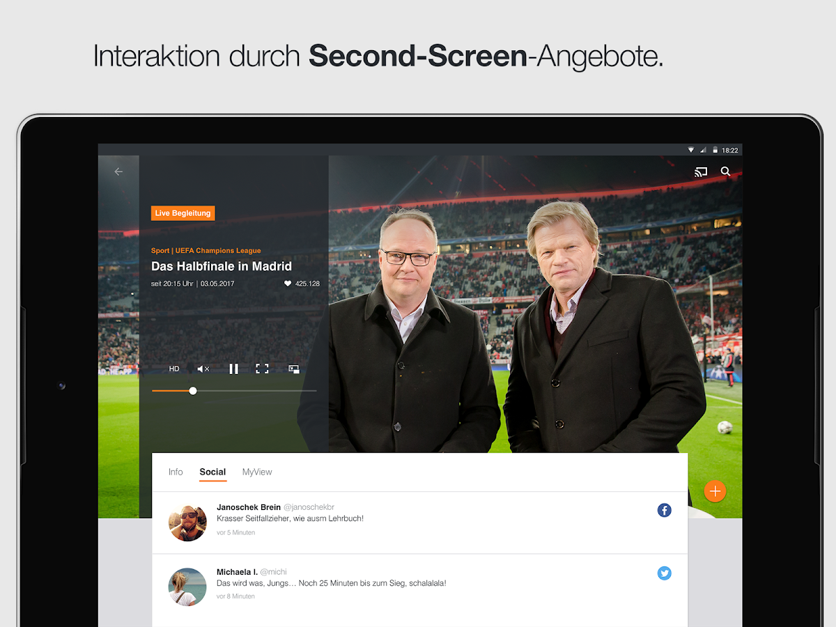 ZDFmediathek- screenshot