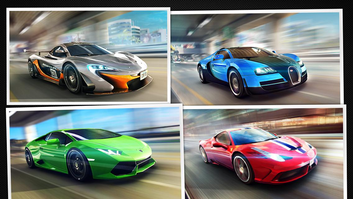 CSR Racing - screenshot