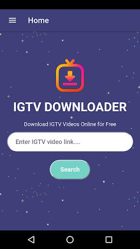 IGTV Video Downloader 3.5 screenshots 2