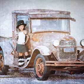 Wild Wild West by Stephanie Halley - Babies & Children Child Portraits (  )