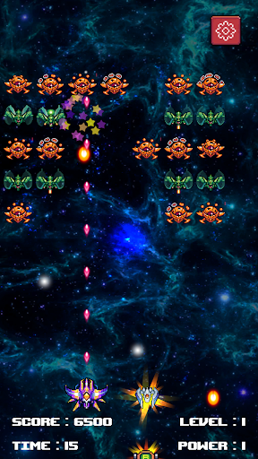 Alien Attack: Galaxy Invaders 1.2.8 screenshots 4