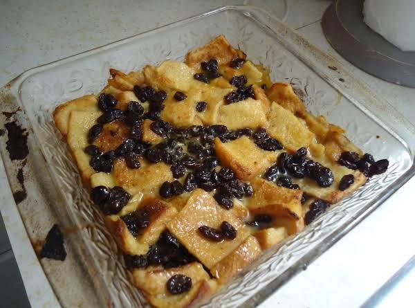 Granny Johnston's Bread Puddin