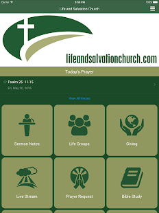 Life and Salvation Church- screenshot thumbnail