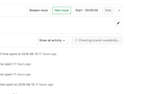 GitLab - Time Tracking