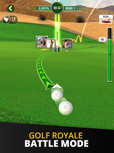 Ultimate Golf! android2mod screenshots 8