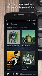 Amazon Music screenshot 03