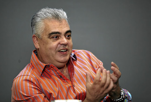 Broader band: Jose dos Santos, CEO of Cell C, wants to start generating different revenue streams. Picture: SUNDAY TIMES