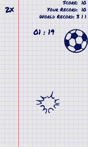 Juggle the Doodle screenshot 6