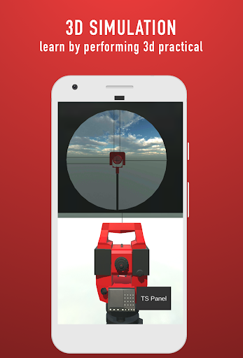 Total Station - 3D Learning App 1.3 screenshots 1