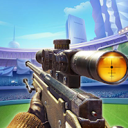 Shooting Master 3D- Free Professional Sniper Games APK icon