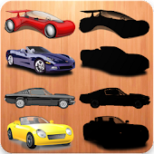 Cars Puzzles For Toddlers