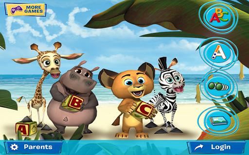 Madagascar: My ABCs Free screenshot 5