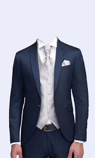 Formal Men Photo Suit Screenshot