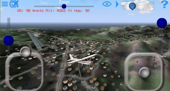 How to download Leo's Flight Simulator Canary 1.5 mod apk for pc