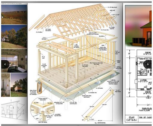 タイニーハウスのアイデア