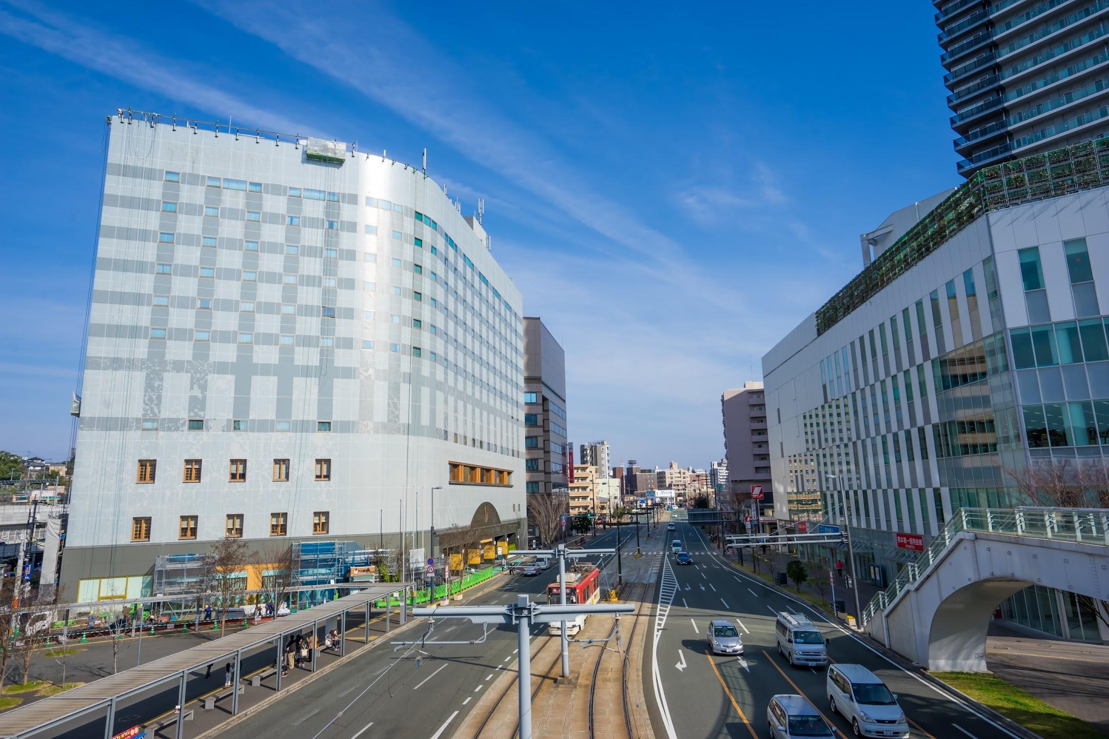 Kumamoto city tram4