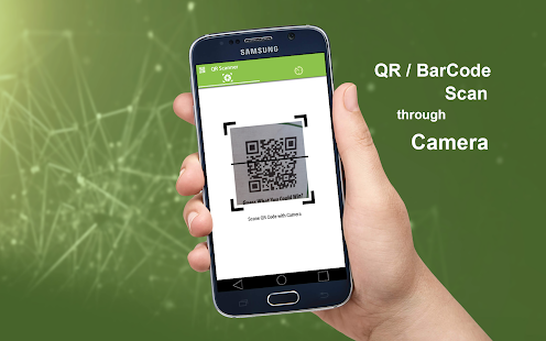 QR/Barcode Code Reader screenshot