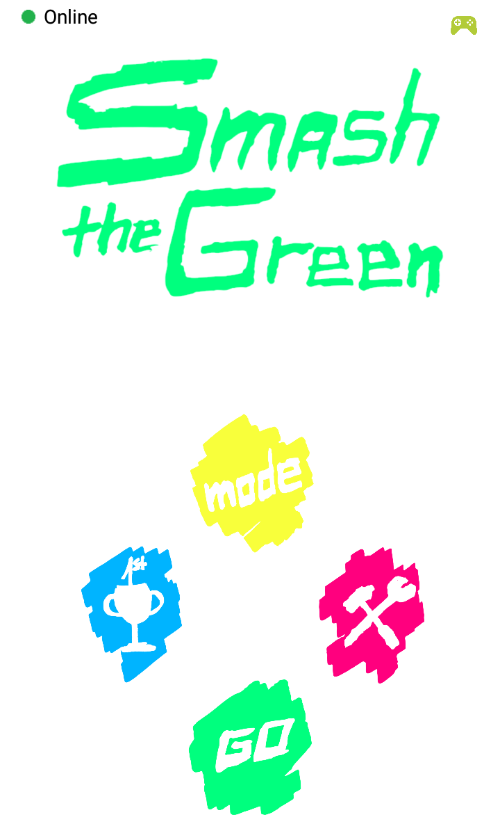 Скриншот Smash the Green