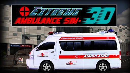 Extreme Ambulance Sim 3D