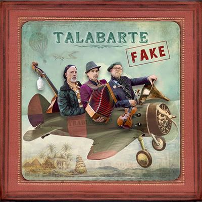 Talabarte lévanos de viaxe co seu Fake