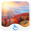 Warm Oil Painting Keyboard v 6.1.24