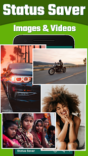Status saver for WhatsApp - Images & Videos