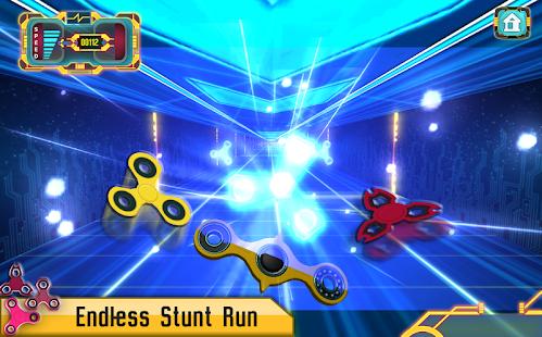 Fidget Spinner Racing - Endless Stunt Fun - náhled