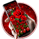 Romantic Red Rose Gravity Theme Download on Windows