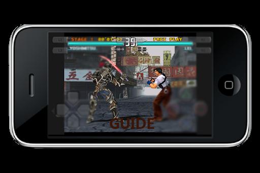 Guide Tekken 3 game 4.2 screenshots 2