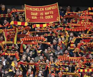 """Geen enkele vorm van compensatie, maar abonnementen vliegen de deur uit bij KV Mechelen: """"Zelf niet durven hopen"""""""