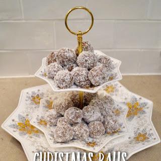 Christmas Balls – Gluten Free.