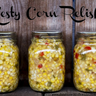 Zesty Corn Relish | Canning.