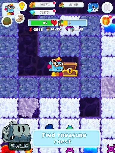 Digger 2: dig and find minerals screenshots 9