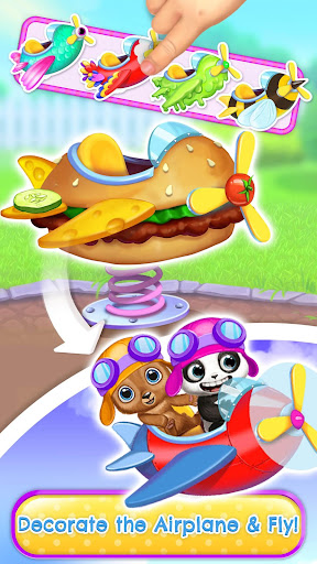 Panda Lu & Friends - Playground Fun with Baby Pets apkmr screenshots 8