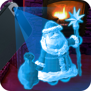 Hologram Santa Claus Ded for PC and MAC