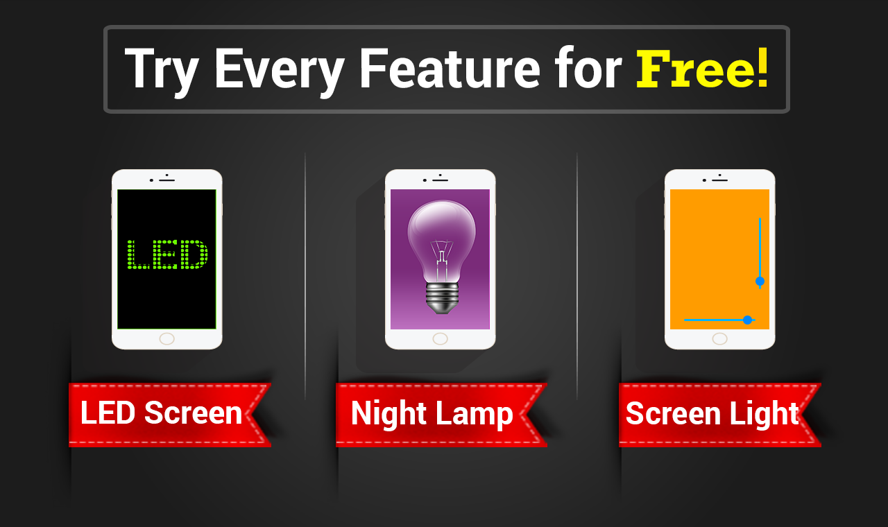 Phone Free Flashlight Apps For Android Phones led torch bulb flashlight app android apps on google play screenshot