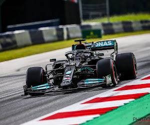 Mercedes doet weer volop mee na prima tweede oefensessie en stuurt zo signaal naar Verstappen