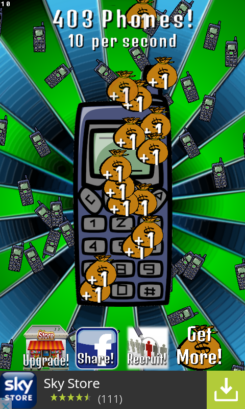 Phone Tap- screenshot