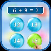 Math Games 2018 : Math Master - Quick & Fast Math