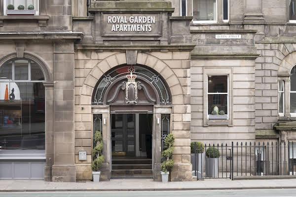 Blue Rainbow Apart Hotel Edinburgh