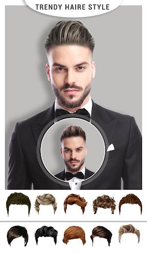 Men Mustache And Hair Styles 2.1 screenshots 2