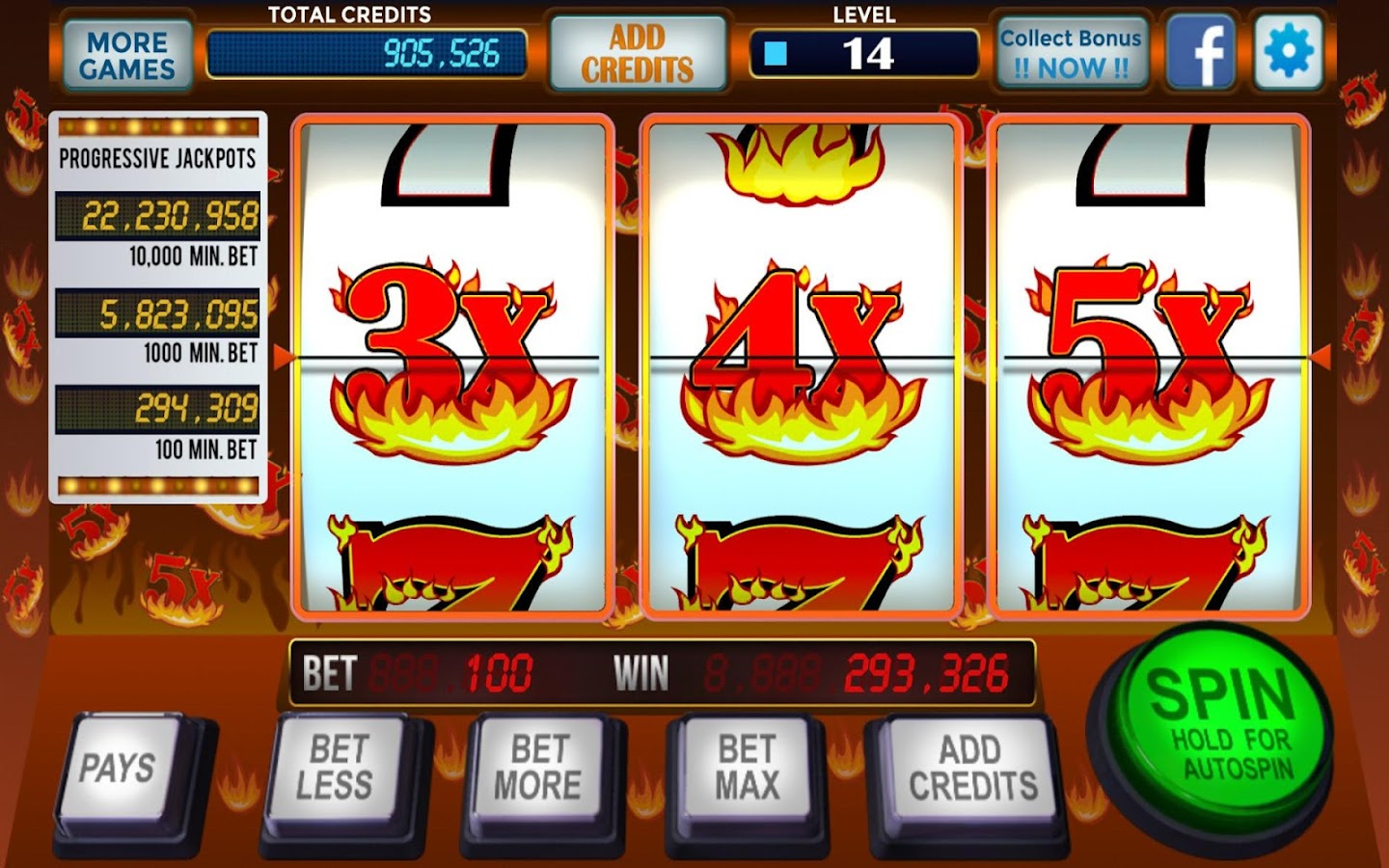 free vegas slots for android