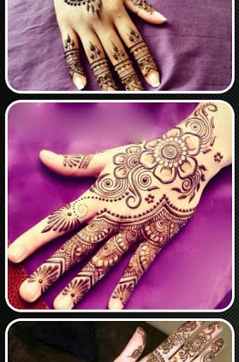 Mehndi Designs 2018 1.1 screenshots 8