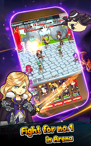 Warrior Tales Fantasy : Awaken RPG Action 1.0.49 screenshots 2