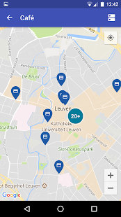 Leuven City Guide - náhled